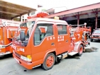 Fire safety regulations under intense fire
