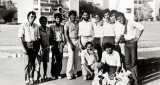 Castro, JR and Lankan students