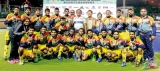 Lankans create field Hockey  history despite losing the final