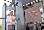 Brandix dedicates its head office to Ken Balendra