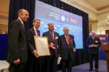 Merrill J honoured with top UK award