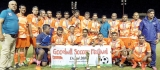 Colombo Veterans Football Club Champs for the 4th time