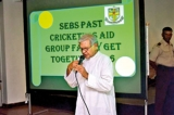 Sebs past Cricketers get-together