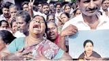 Jayalalithaa leaves Tamil Nadu a 'motherless child'