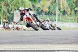 Suriyage wins Supermotard 250cc and Open 450cc class