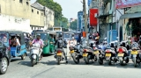 Photo focus: Traffic police and  confusion compounded