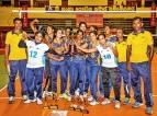 Sri Lanka Army clinch a double
