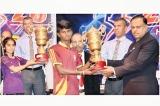 Romesh, Dilrukshi emerge champions