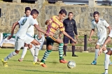 Hameed Al Hussienie down St. Benedict's 2-1
