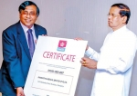 Pannipitiya Private Hospital gets OHSAS 18001:2007 Quality Certification