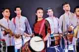 Keeping to Lankan and African beats