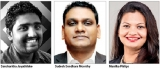 Three new CEOs at  Sri Lanka's Ogilvy Group