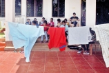 EUSL closes as 1st-Year students occupy Senate demanding hostel facilities