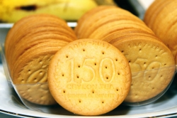 Sri Lanka's new tea-biscuit
