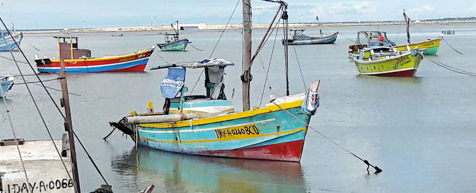 Days are numbered for destructive trawling in Sri Lanka