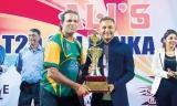Pakistan's AAN Sports Champs, beat India's Ali's Warriors