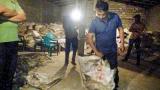 35,000 kilos of rice unfit for human consumption seized