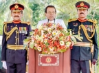 First-ever President's Truncheon and Regimental Truncheon awarded to Sinha Regiment