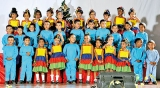 The 18th annual concert by students of Sunshine Pre-School