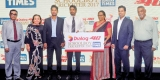 Sanga launches the Sunday Times – Dialog Schoolboy Cricketer Awards
