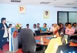 SLPI's RTI awareness programme at SL Rupavahini Corp.