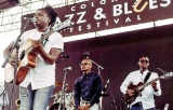 Incredible lineup at Colombo Jazz Fest