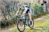 Mountain Biking at Katana on March 11