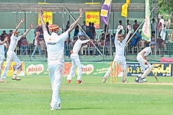 Ananda draw first blood at SSC as Nalanda flounder