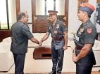 Seekkuge Prasanna and  Asela Gunaratne promoted