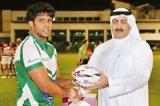 Sharith Amit will  play for Qatar as a  third row forward