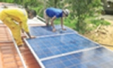 Nochchiya solar village gets water and revenue