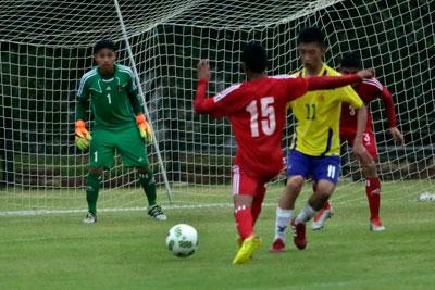 Sri Lanka lose opener to Japan