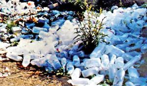 CEA to ban PET bottles under one litre