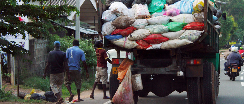 Garbage collection dysfunctional, council handicapped, say officials