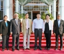 Chinese Minister visits BMICH