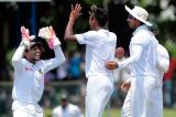 The Sri Lanka-Bangladesh test match