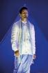 Bold batik blows away billowy blues