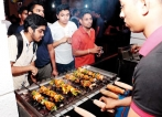 Head to Fort for a taste of street food