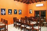 A taste of Bollywood and veg at Mathura