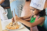 Hilton Colombo creates a culinary sensation for kids