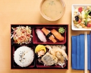 Bento boxes at Movenpick