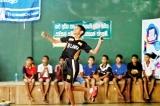 Vishan Fernando (Boys), Ishara Fernando (Girls) U-15 Champs