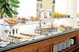 Savour GFH's brunch buffet on the verandah