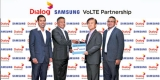 Dialog Introduces First VoLTE Smartphones in Sri Lanka with Samsung