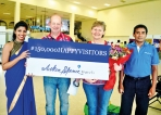 Aitken Spence Travels records  landmark 150,000 visitors in 2016