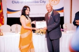 Colombo Rotary Club Charter installation event