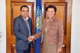 Commonwealth SG discusses health initiatives for the region with CMA President