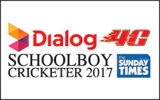 No schoolboy cricketer results this week