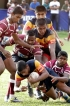 Isipathana, Trinity end Round One on top