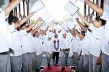 MLH felicitates Chef Publis Silva